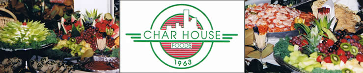 Char House catering in Birmingham Alabama